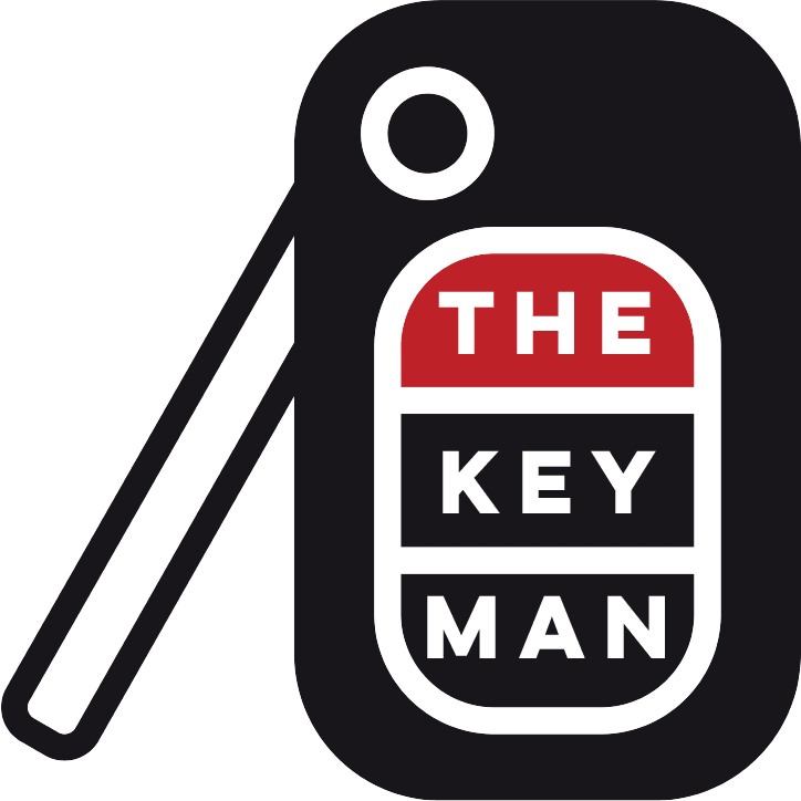 The Key Man Logo